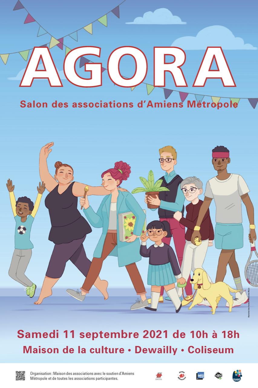 Le salon des associations d'Amiens métropole se tiendra samedi 11 septembre 2021